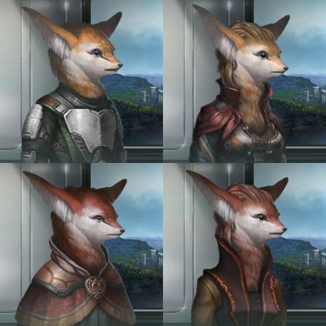 fox-portraits-dimorphism