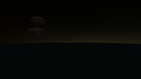Finally made it back from this series of epic rescues in the Oxygen I command module!
