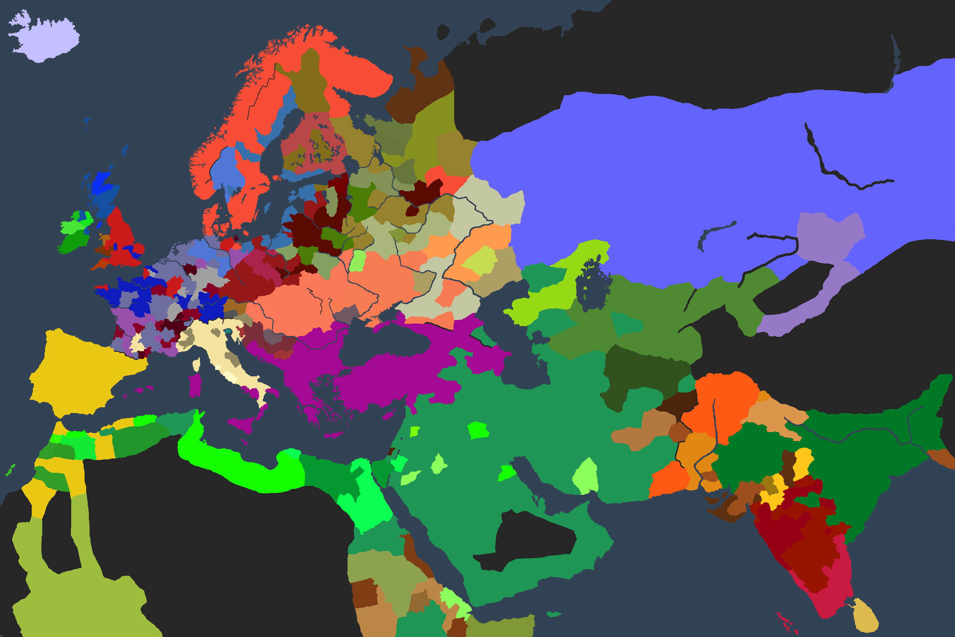 CKII – The Mlechchha Dynasty – Part 6: Black Millennium - Odin Gaming