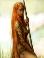 Arendel Phaedra of the Ljosalfar